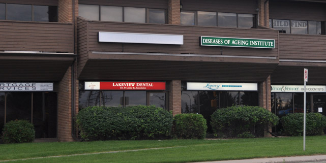 Lakeview Dental Office Location
